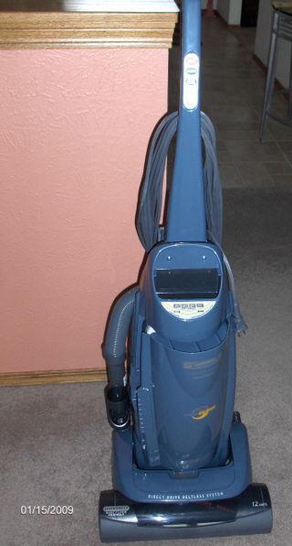 New Vacuum Sweeper