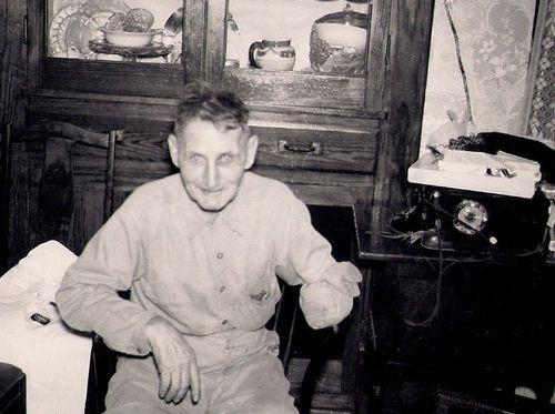 Grandpa S - Xmas in the 1950s