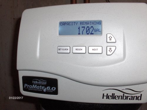 Water Softener Controls 2017Jan22