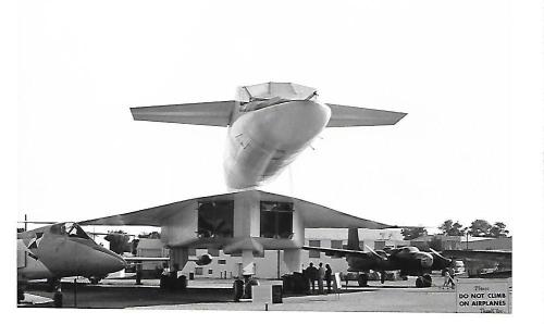 XB-70 #1 - 1970