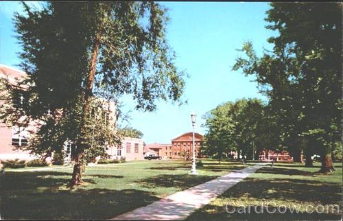 MSM Campus looking north