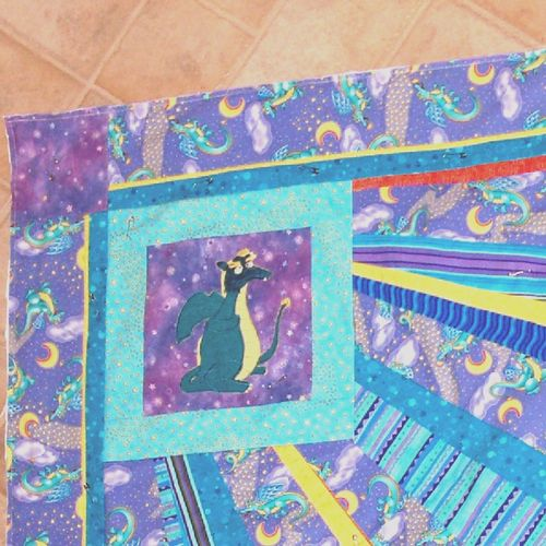 8 NG2's Quilt Detail