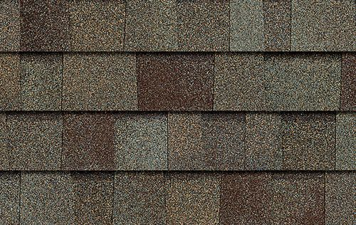 Tru-Definition Duration shingles - Driftwood from Owens-Corning