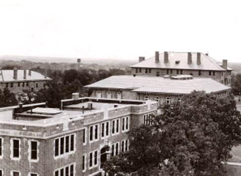MSM Campus circa 1950