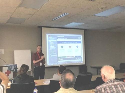 HH Disaster Training 2017Sep10