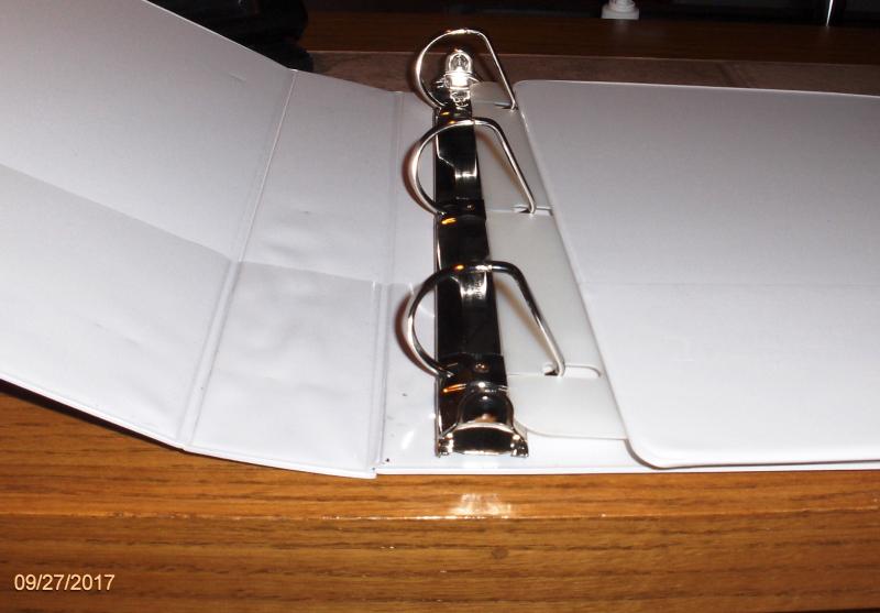 3 D-ring Binder