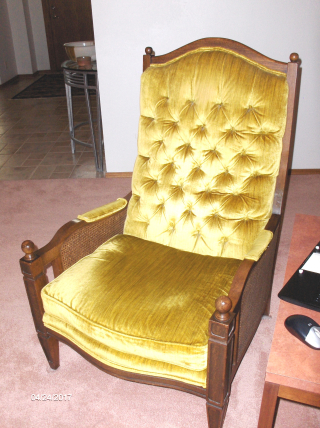 Chair for Reupholstering