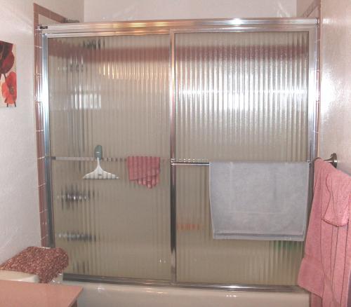 Shower Surround - 2