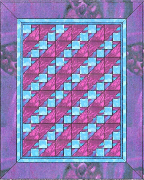 Dudette Choice Quilt
