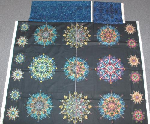 1 Fortune Quilt Fabrics