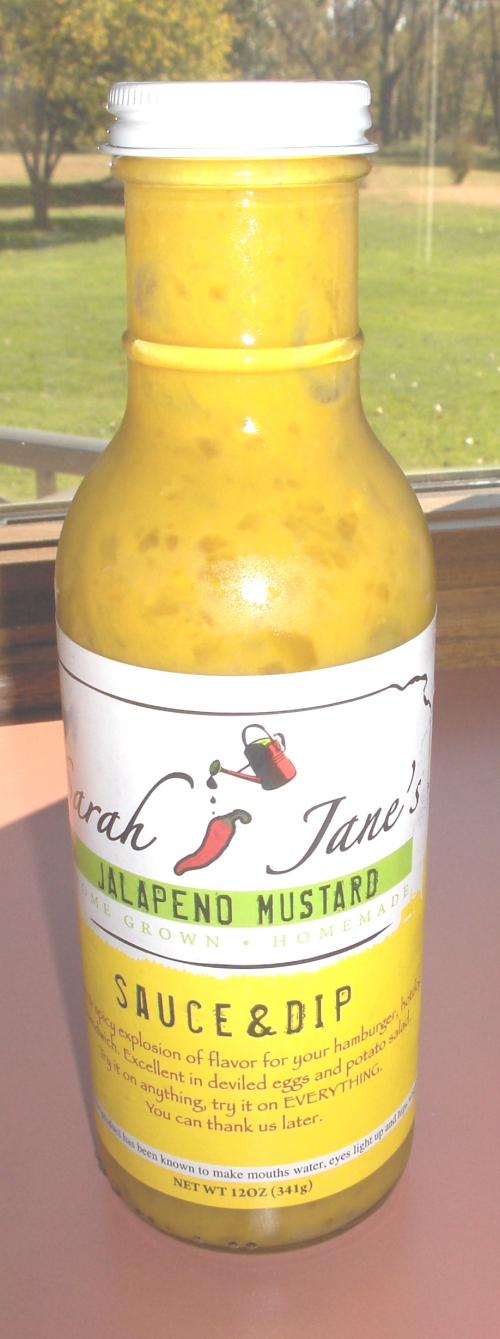Jalapeno Mustard