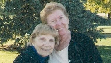 Dot Miller (from Tyndall AFB - in Ohio) & ES 2004Oct