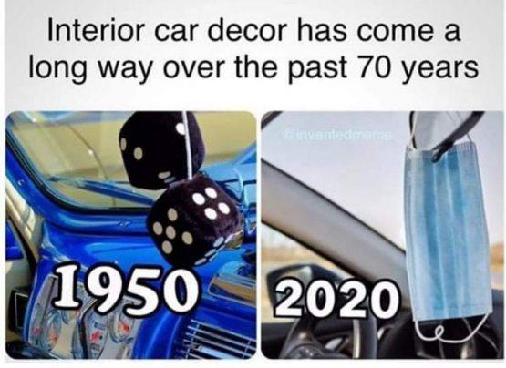 The New Fuzzy Dice 2020