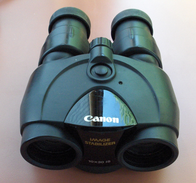 10x30 IS Cannon - Dec 1987