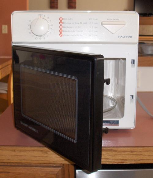 2021-3-27 Half-Pint Microwave