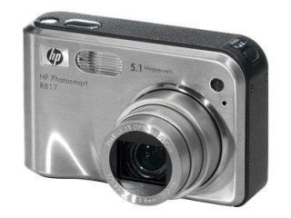 HP R817 Camera - b