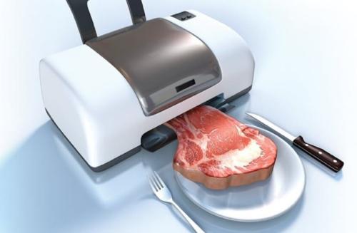 Printed Meat