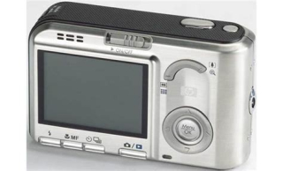 HP R817 Camera - c