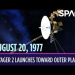 1977Aug20 - Voyager 2 Launch