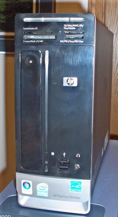 HP s3075t